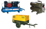 Compressor Rentals in Livingston TN