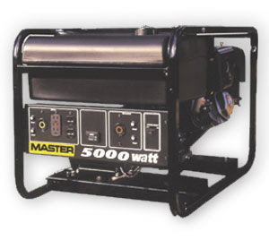 GENERATOR 5000 WATT GASOLINE Rentals Livingston TN, Where to Rent