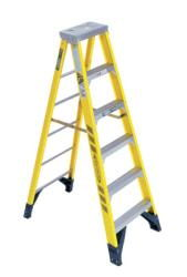 Where to find LADDER, STEP  6  FIBERGLASS in Livingston
